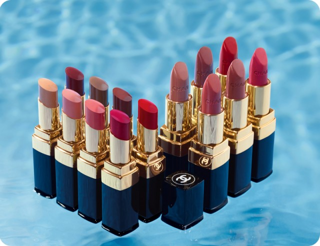 Chanel-Avant-Première-de-CHANEL-Lip-And-Nails-Collection-lipsticks-summer-2013