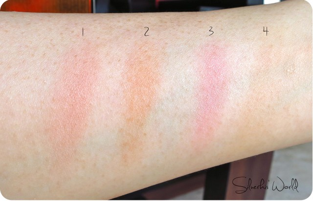 Guerlain Terracotta 4 Seasons nude - swatch
