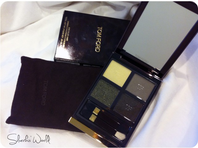 Tom Ford Eye Color quads Sahara Daze