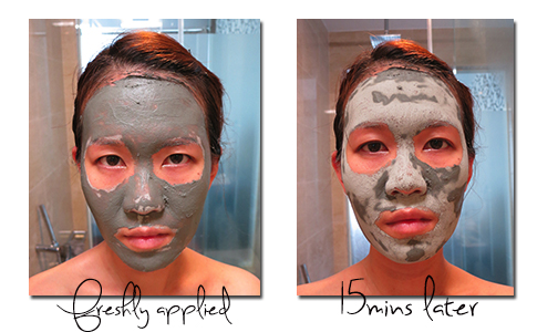 Cellilux Glacial Mineral Gel mud mask