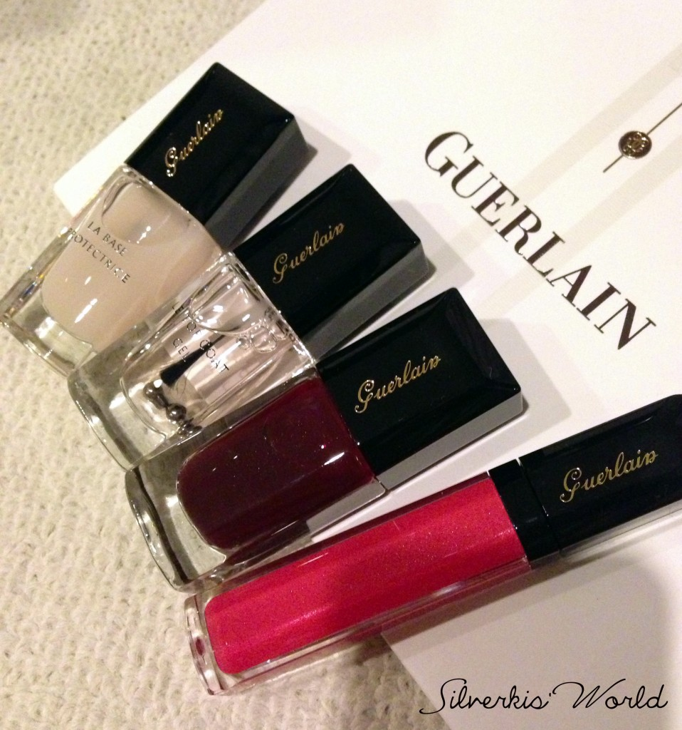 Guerlain Give in to Gloss goodie bag