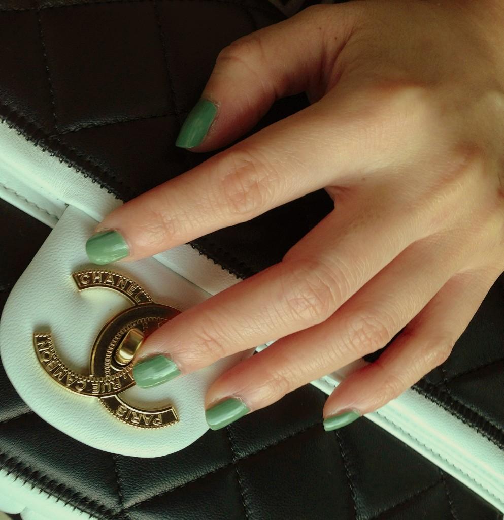 YSL La Laque Couture Jade Imperial