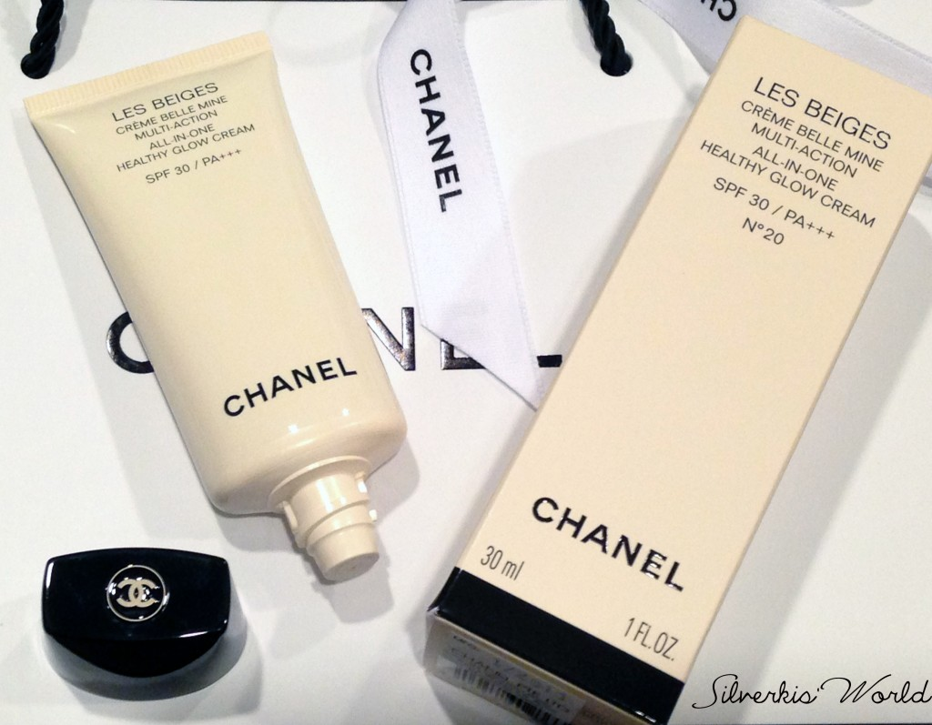 Chanel Les Beiges Healthy Glow Cream
