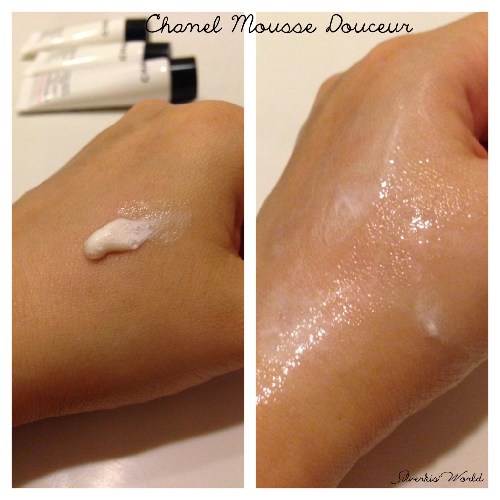 Chanel hydra beauty mousse douceur swatch copy