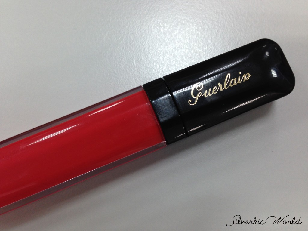 Guerlain Gloss D'enfer 420 Rouge Shebam