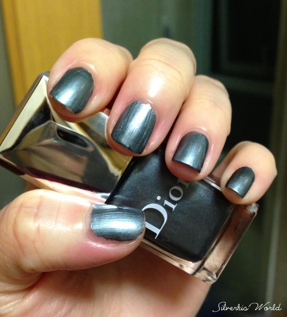 Dior Le Vernis Mystic Magnetics swatch