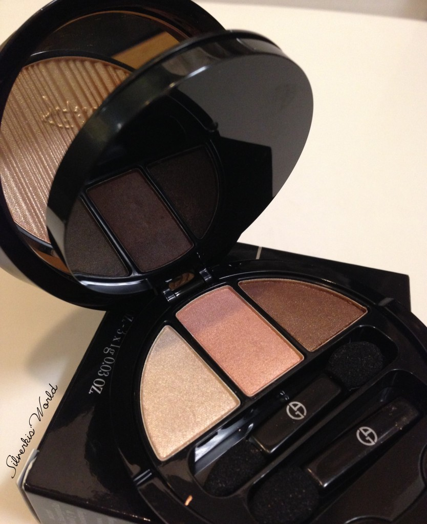 Giorgio Armani Bronze All-Over palette - eyeshadow