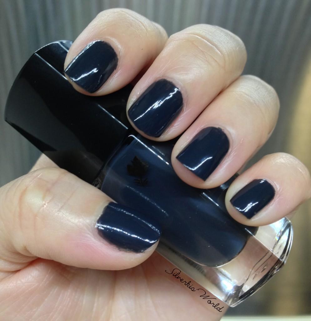 Lancome Vernis in Love Noir Caviar