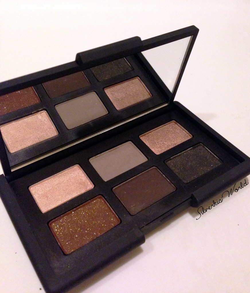 NARS And God Made The Woman palette