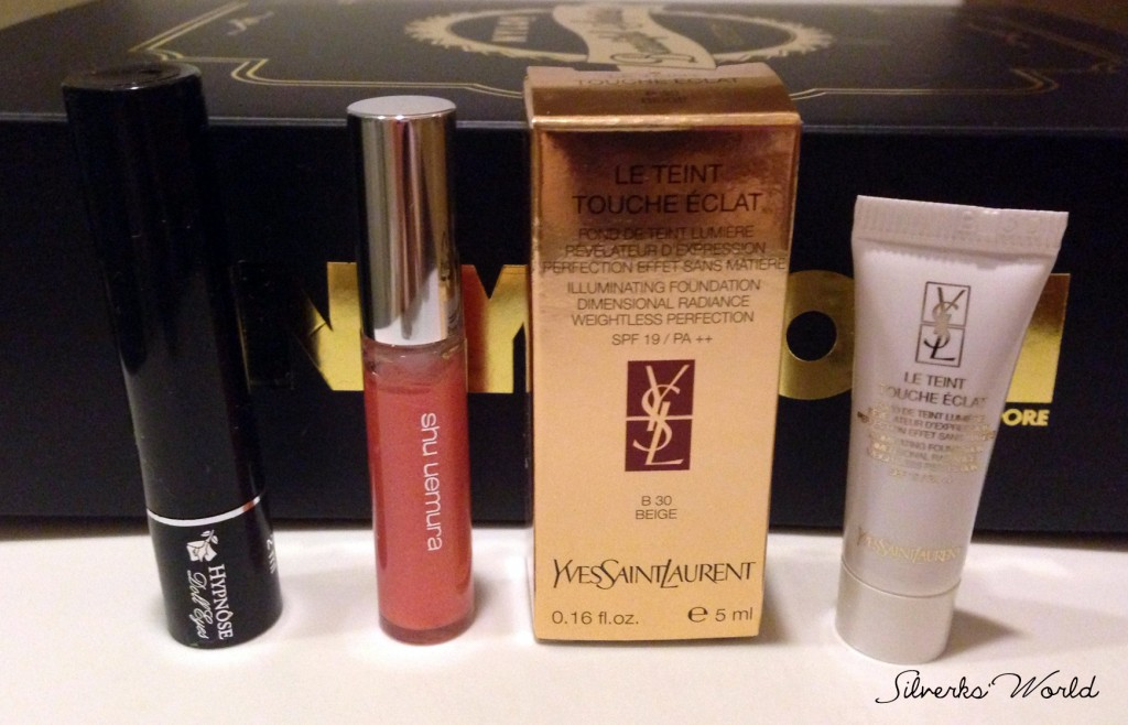 Nylon x Vanity Trove - makeup