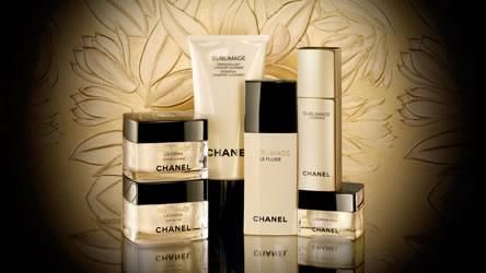 Chanel Sublimage Skincare Range