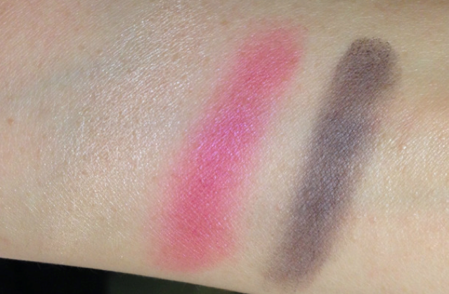 Marc Jacobs Eyecon No. 3 The Rebel swatches