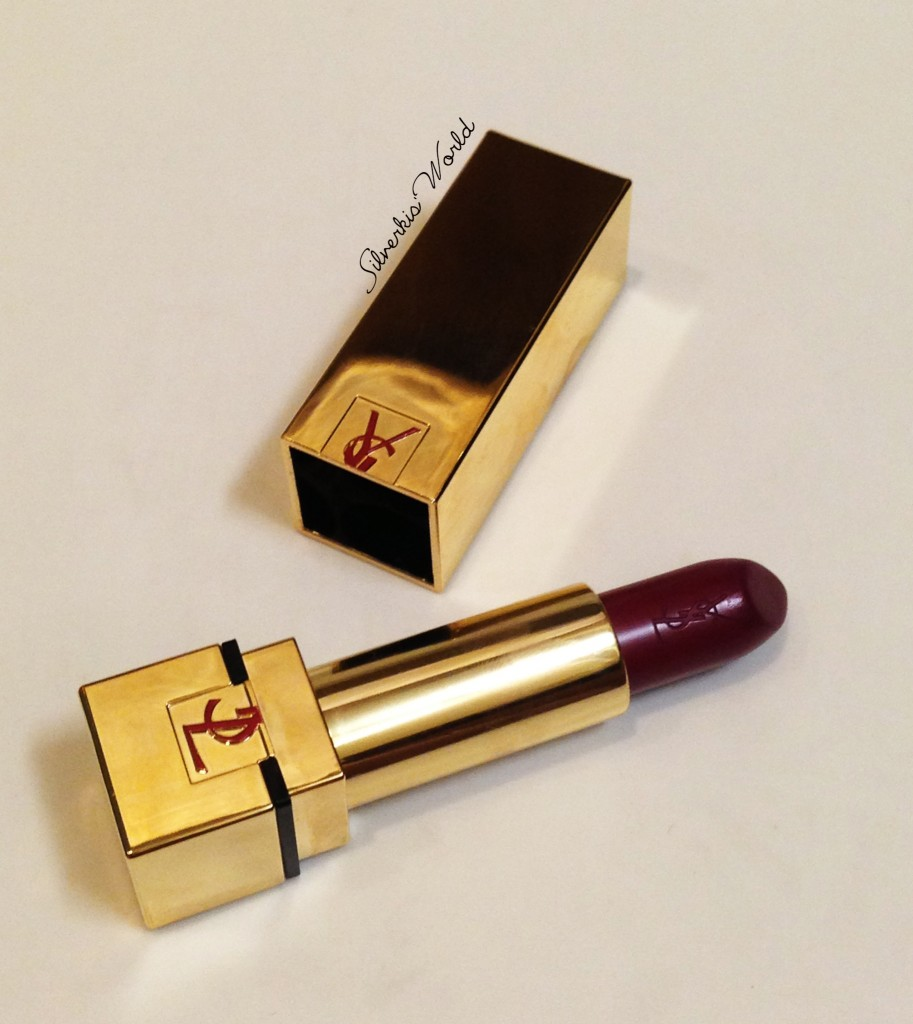 YSL rouge pur couture 54 prune avenue