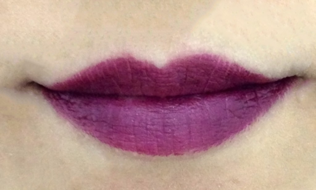 YSL rouge pur couture 54 prune avenue - swatch