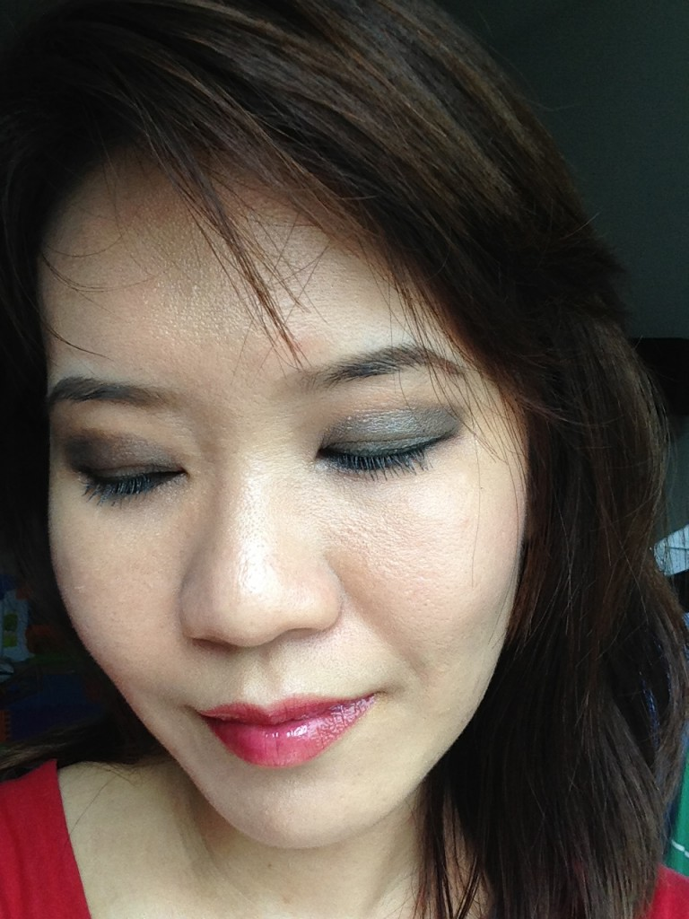 Tom Ford She Wolf Ombre Eye Color Trio Palette LOTD