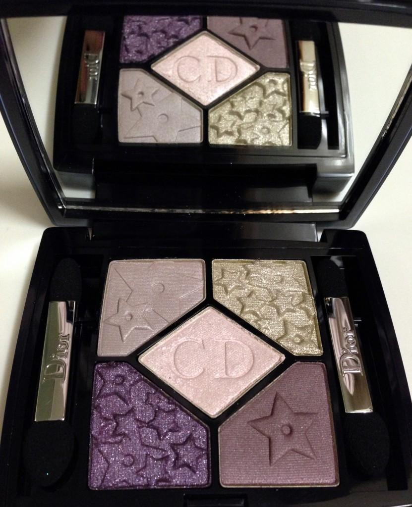 Dior Constellation Eyeshadow palette