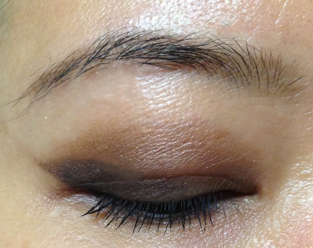 Chanel Nuit Infinie Ombres Matelassees in Charming EOTD
