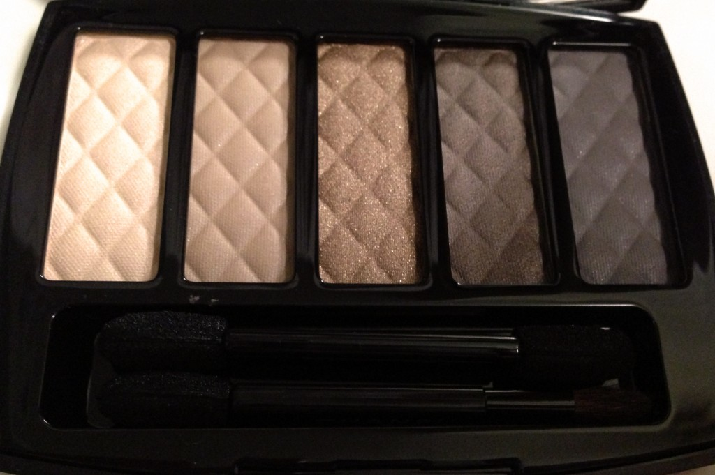 Chanel Nuit Infinie Ombres Matelassees in Charming