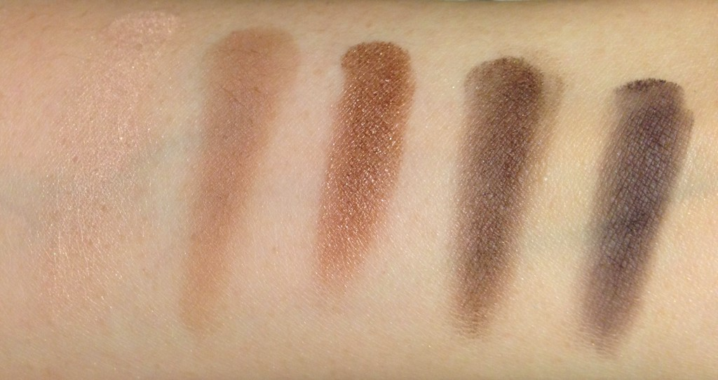 Chanel Nuit Infinie Ombres Matelassees in Charming swatches