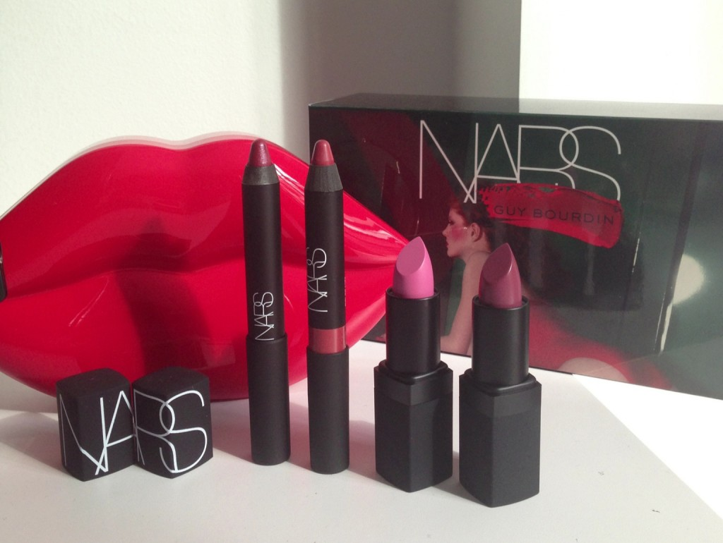 NARS Guy Bourdin Fling Lip Set
