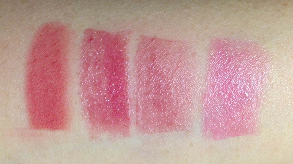 NARS Guy Bourdin Fling swatches