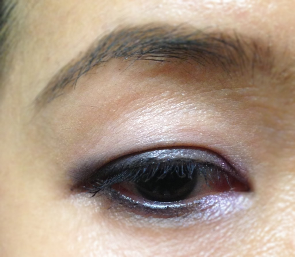 SUQQU Blend Color Eyeshadow EX-17 EOTD