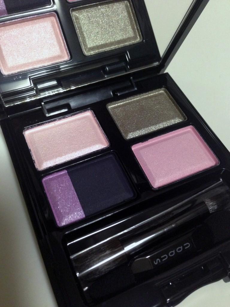 SUQQU Blend Color Eyeshadow EX-17