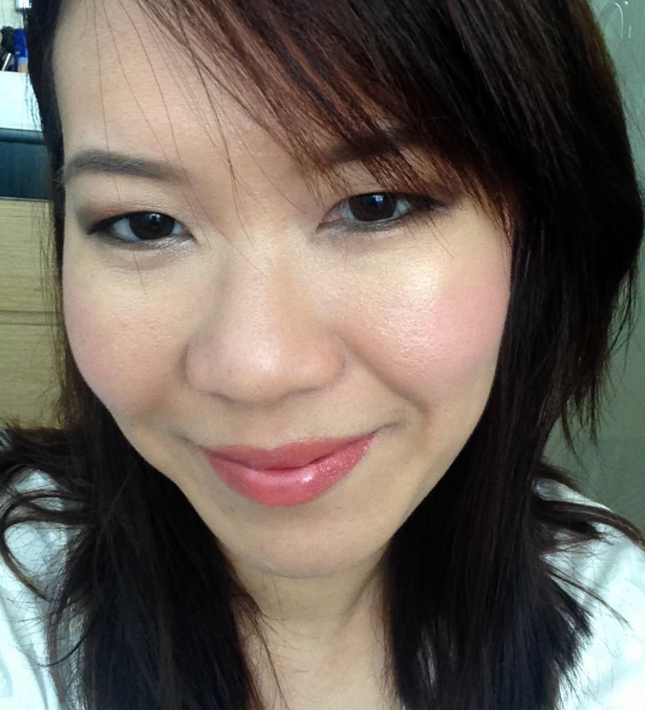 Charlotte Tilbury Dolce Vita Luxury Eyeshadow Palette swatches LOTD