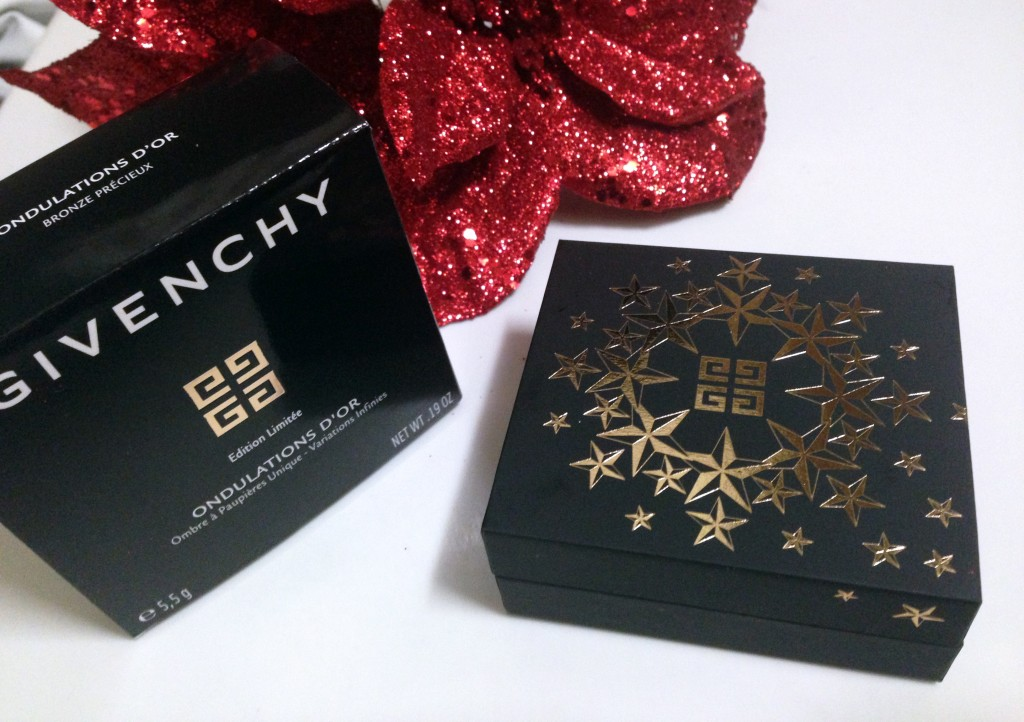 Givenchy Ondulations D'or Palette