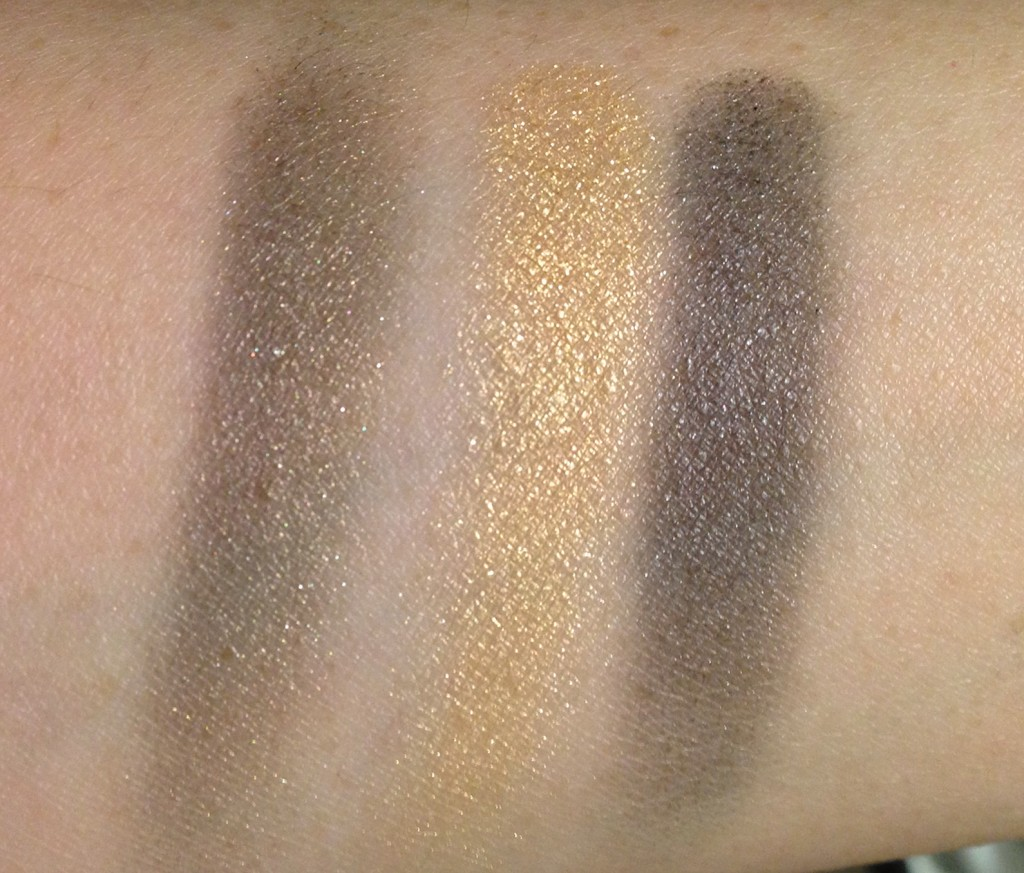 Givenchy Ondulations D'or swatches