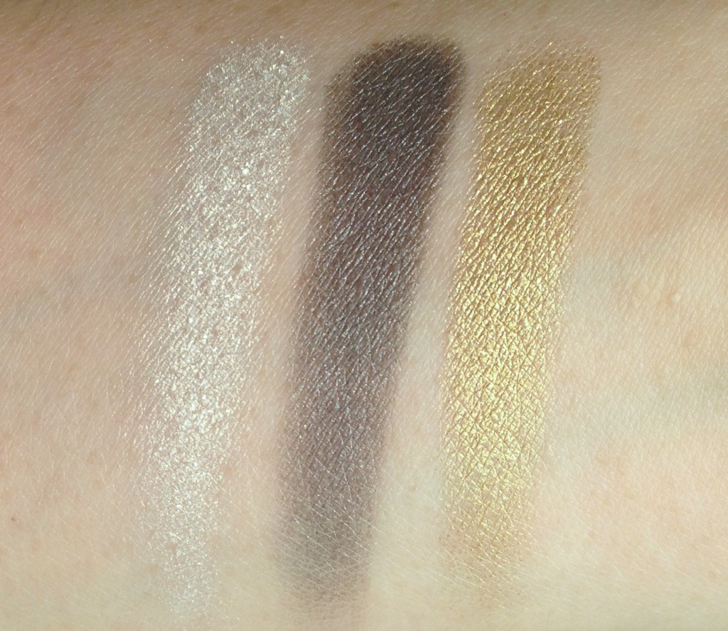 Marc Jacobs The Showstopper palette swatches