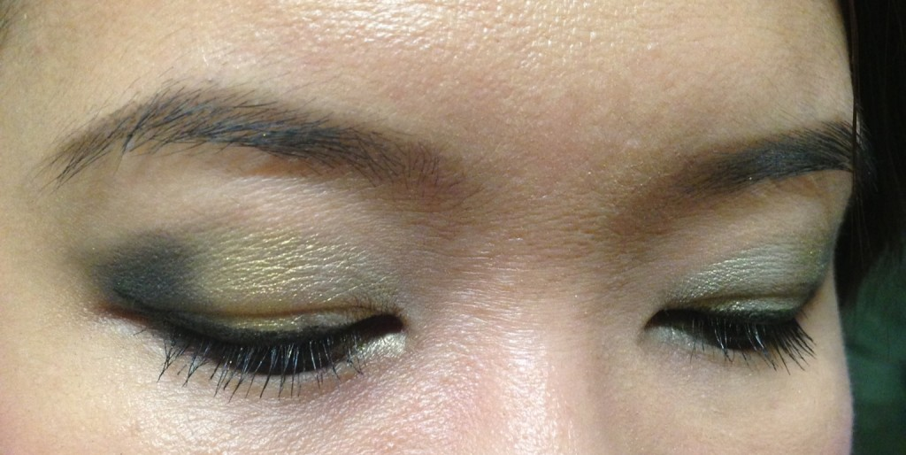 Marc Jacobs The Showstopper EOTD