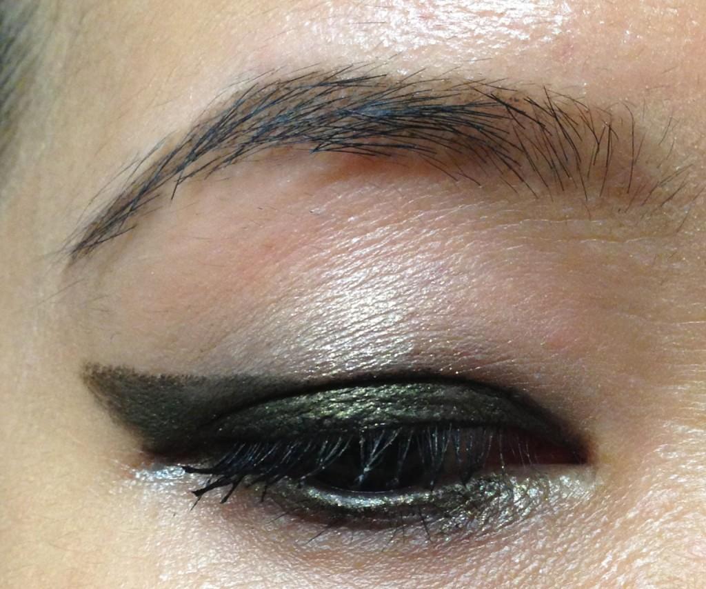 Charlotte Tilbury Colour Chameleon Eyeshadow Pencil Smoky Emerald cateye
