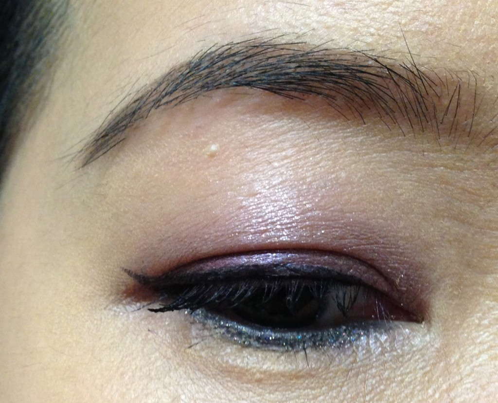 Chanel Illusion d'Ombre 92 & 93 EOTD
