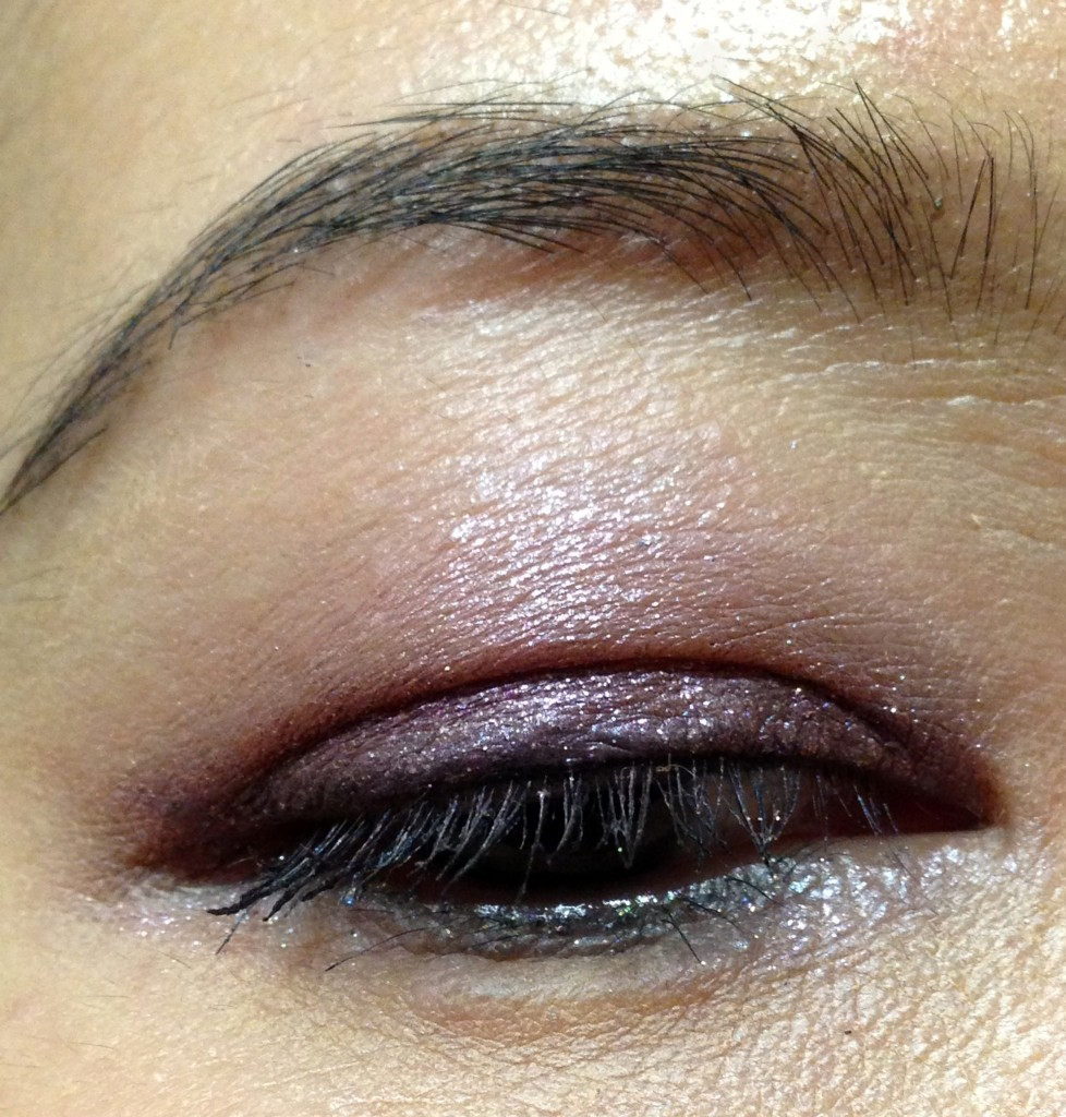 Chanel Illusion d'Ombre 92 & 93 EOTD 2