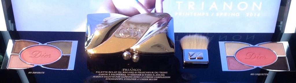 Dior Trianon La Palette Cinq Couleurs