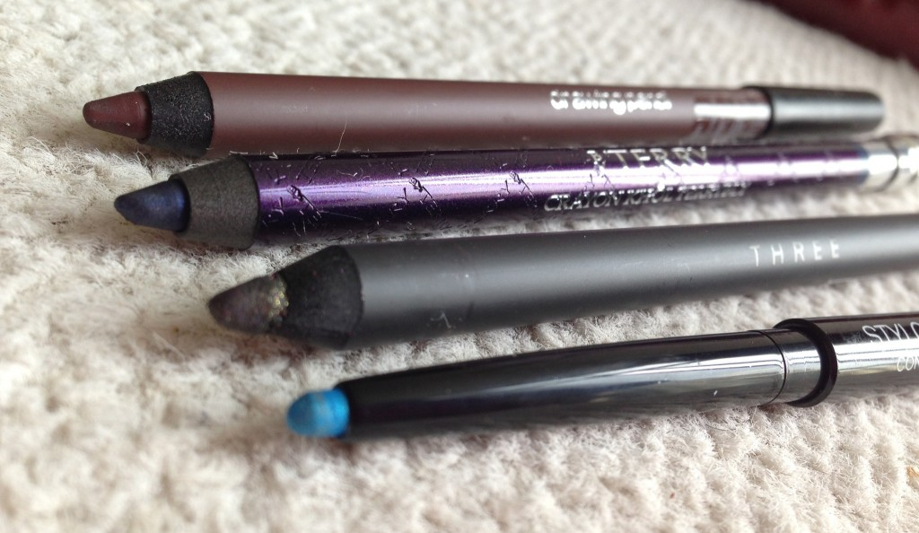 Handful of high end pencil liners