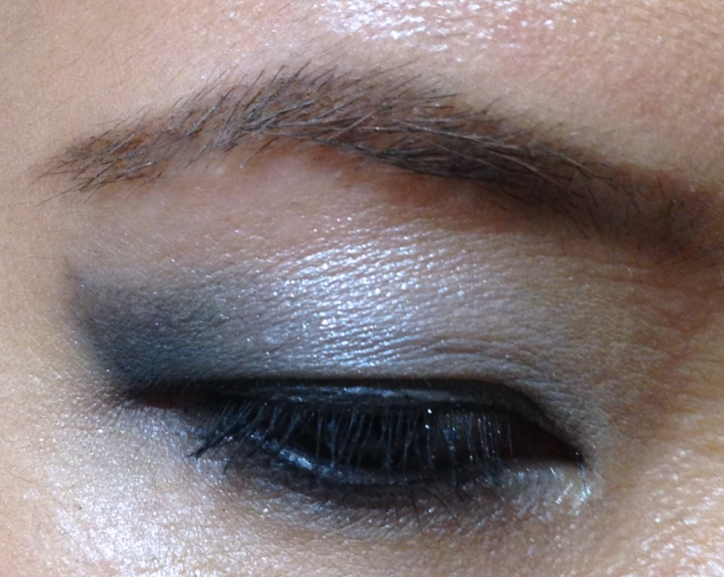 Tom Ford Ice Queen Eyeshadow Quad EOTD