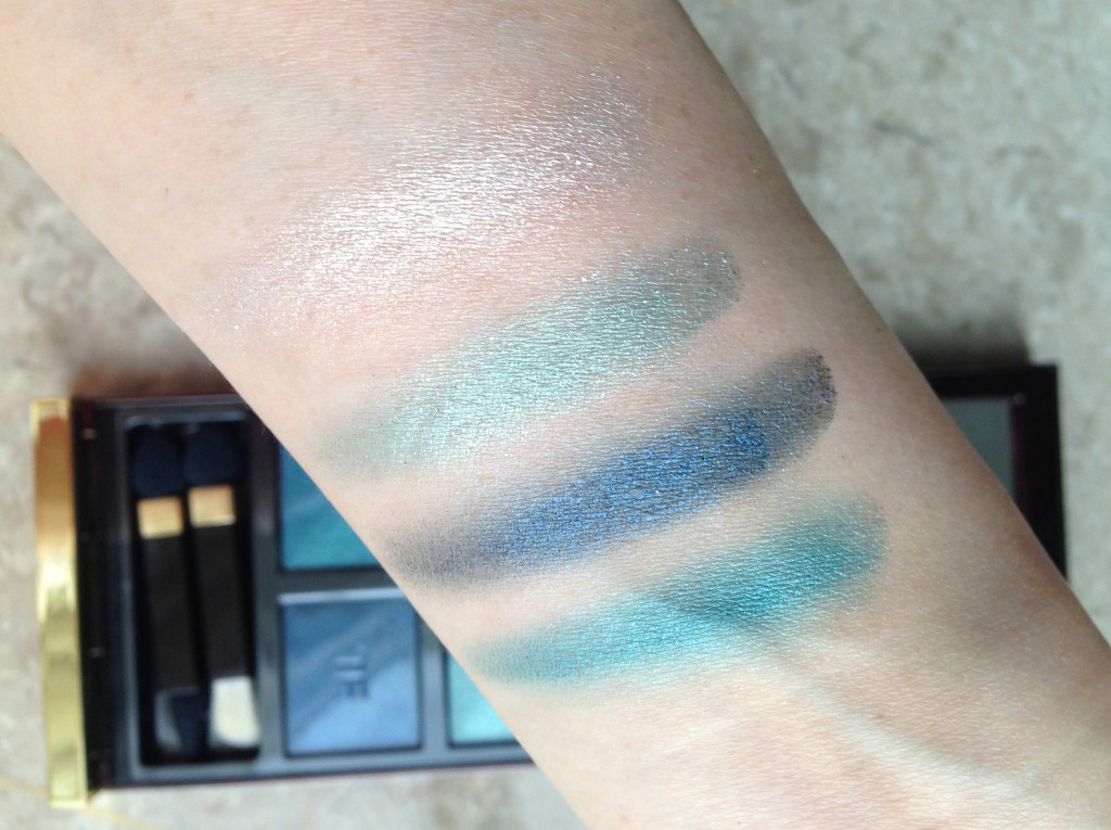 Tom Ford Emerald Lust swatches