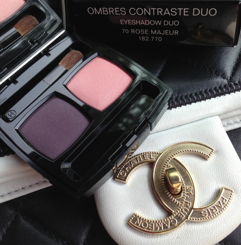 Chanel Ombre Contraste Duo in Rose Majeur