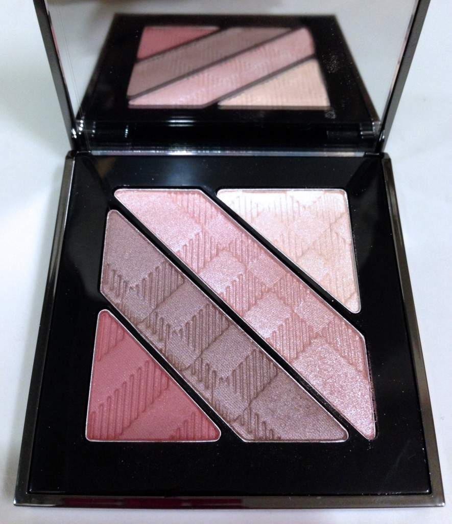 Burberry Complete Eye Color #10 Rose Pink