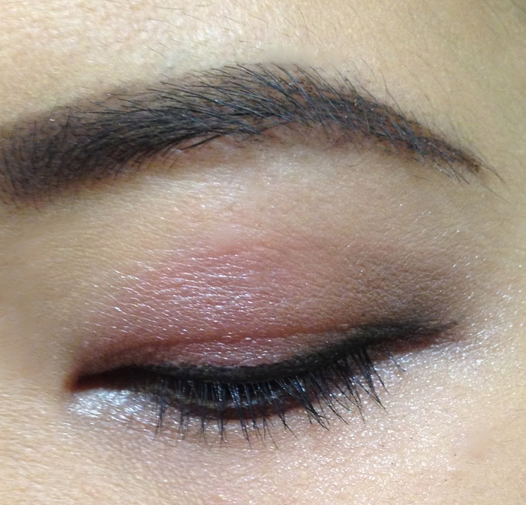 Burberry Rose Pink EOTD