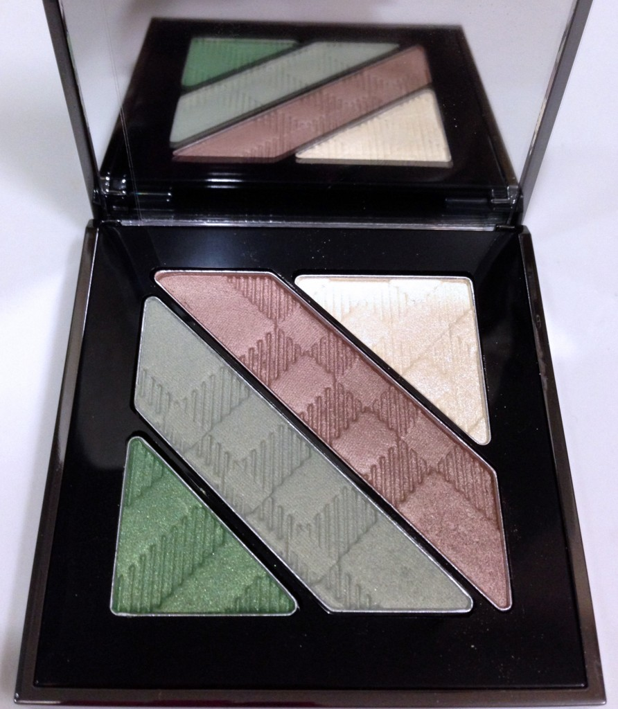 Burberry Complete Eye Color #15 Sage Green