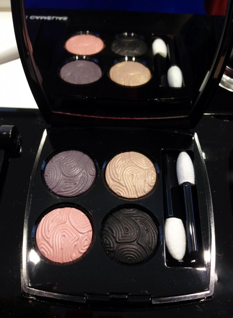 Chanel Ombres Tracees Quadra Eyeshadow Jardin Zen
