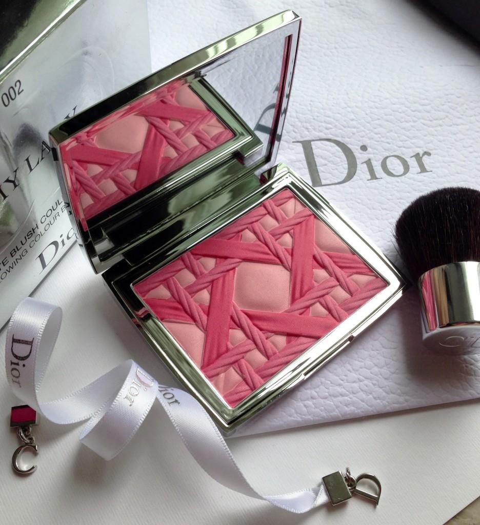 Dior My Lady Blush 002 coral