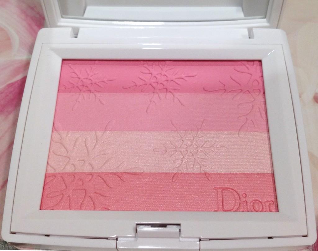 Diorsnow Face Palette 2014