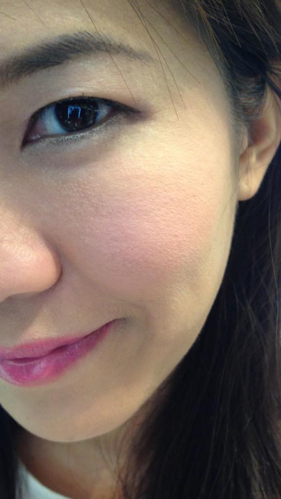 Diorsnow face palette LOTD