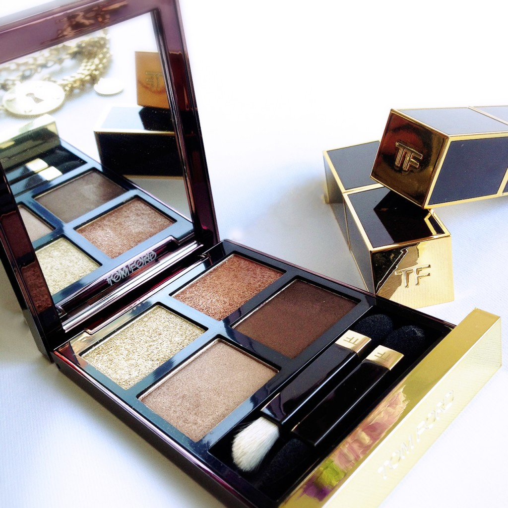 Tom Ford Eye Color Quad in Golden mink