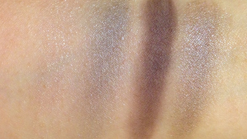 Tom Ford Silvered Topaz swatches