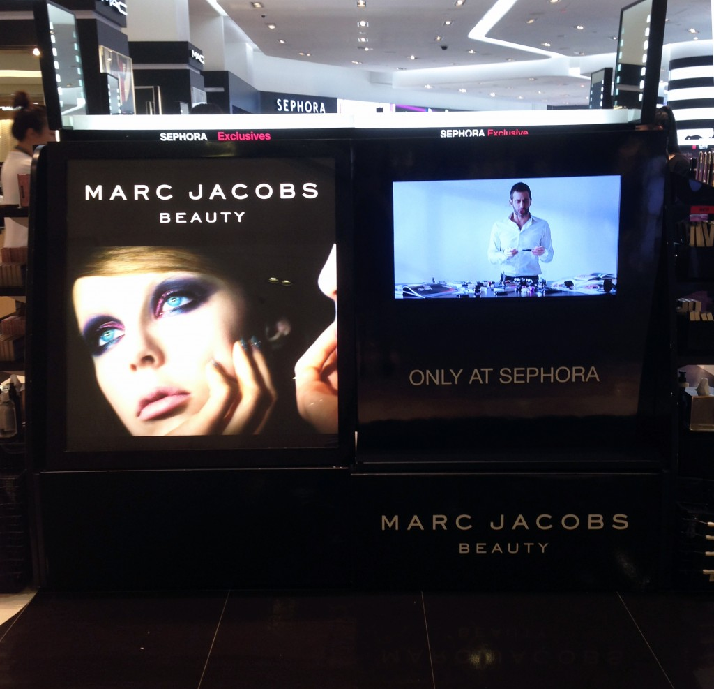 Marc Jacobs Beauty at Sephora